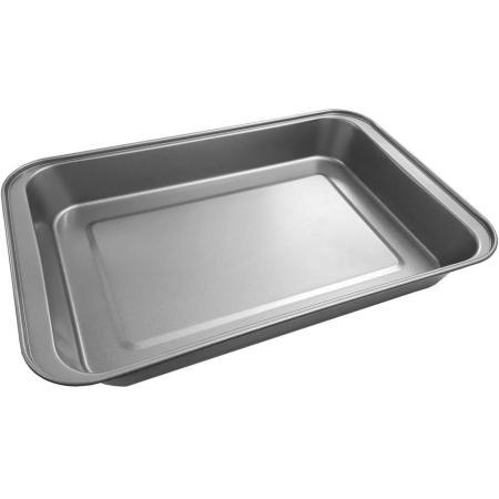 《KitchenCraft》窄柄不沾烤盤(37.5cm)
