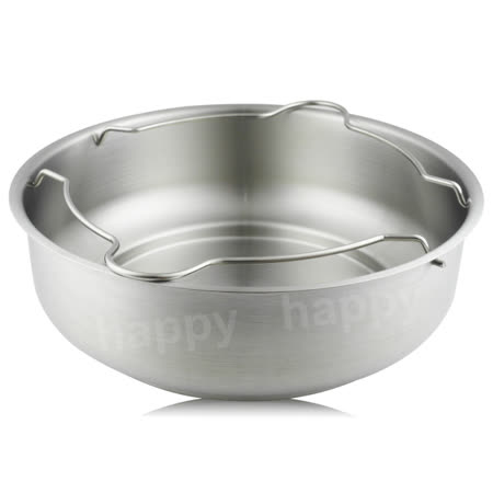 Linox不鏽鋼電鍋蒸盤架深型21cm適用10/15人份