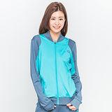 TOP GIRL 舒適休閒長褲-藍灰