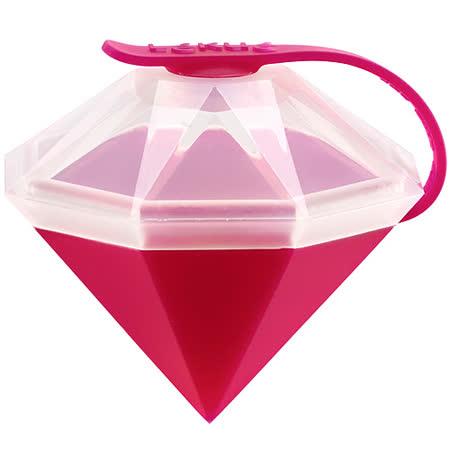 《LEKUE》鑽石冰球製冰盒(桃)