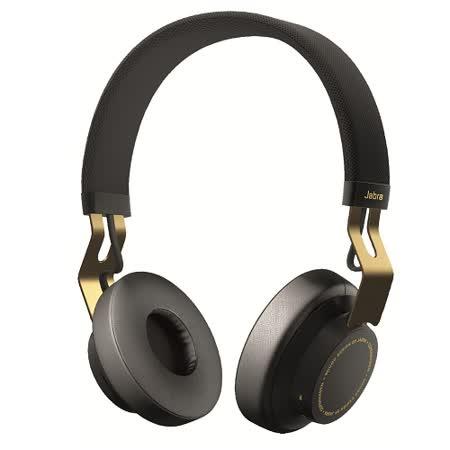 Jabra MOVE WIRELESS 耳罩式無線耳機(金)