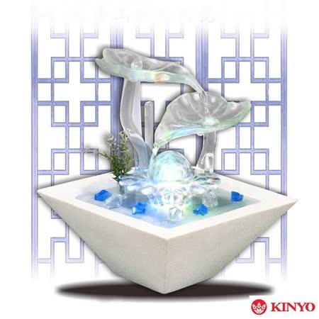 【KINYO】時來運轉-沁芋華舞(GAR6007)