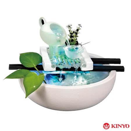 【KINYO】時來運轉-行雲流水(GAR6008)