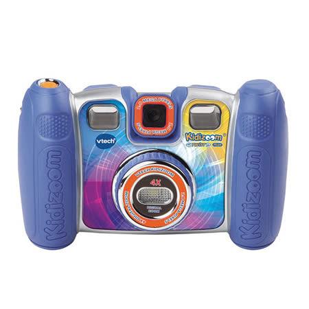 【Vtech】多功能兒童遊戲相機-藍