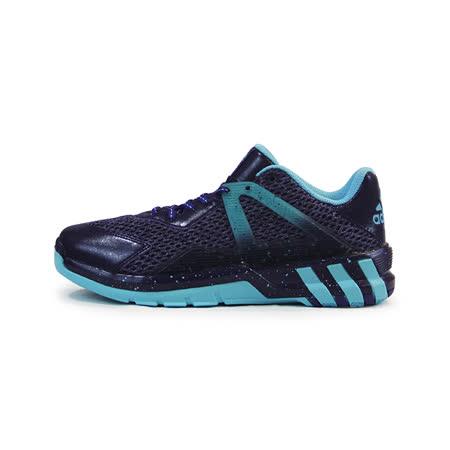 (男)ADIDAS CRAZYQUICK 3.5 STREET 籃球鞋 紫/藍-D70072