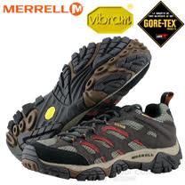 【美國 MERRELL】男新款 MOAB Gore-tex 專業防水透氣登山健行鞋_ J87323 深咖