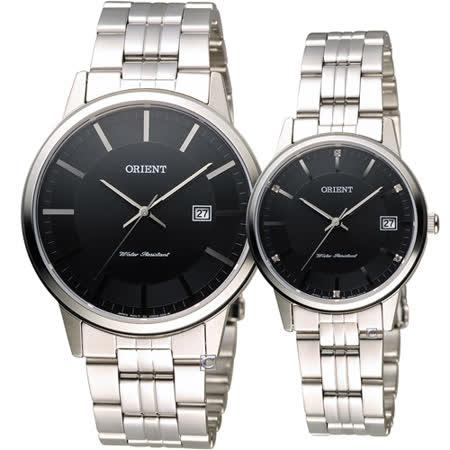東方錶 ORIENT 日系簡約時尚腕錶 FUNG8003B-FUNG7003B