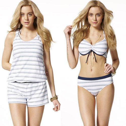 【SARBIS】MIT大女三件式比基尼泳裝附泳帽B935新光 三越 台中 店07