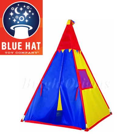 美國BLUE HAT 城堡帳篷 (紅色印地安款)