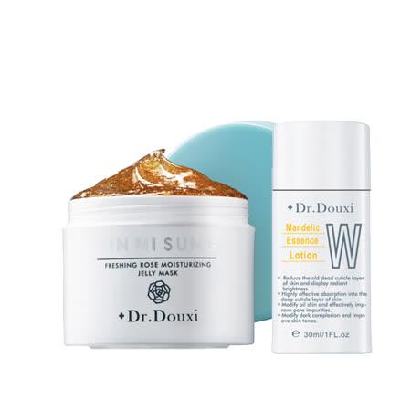 【買一送一】Dr.Douxi 朵璽 XIN NI SUNG 玫瑰淨膚保水凍膜(150g)