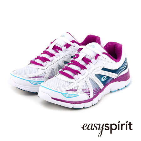 Easy Spirit 樂活機能舒適輕量休閒鞋--特色白