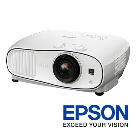 EPSON 台灣愛普生 液晶投影機 EH-TW6600 (附贈原廠3D眼鏡)