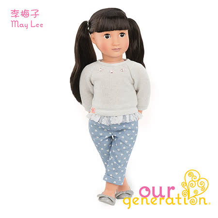 【our generation】李梅子 May Lee