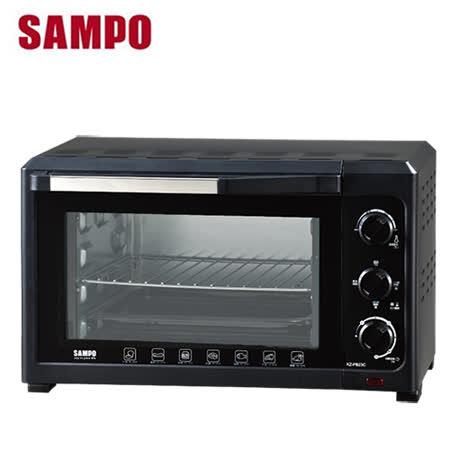 【好物推薦】gohappy線上購物SAMPO聲寶 23公升油切旋風電烤箱 KZ-PB23C價錢太平洋 百貨 屏 東 店