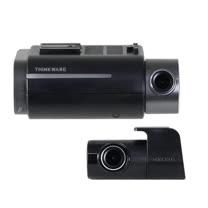 THINK WARE F750 雙鏡頭 1080P GPS行車紀錄器(附16GC10記憶卡)