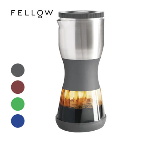 Fellow DUO 浸泡式咖啡壺 - 灰色