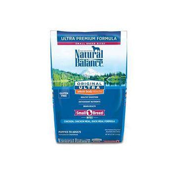 Natural Balance 美國NB 特級田園全犬配方-小顆粒 飼料 12磅 X 1包