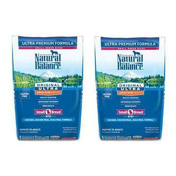 Natural Balance 美國NB 特級田園全犬配方-小顆粒 飼料 4.5磅 X 2包