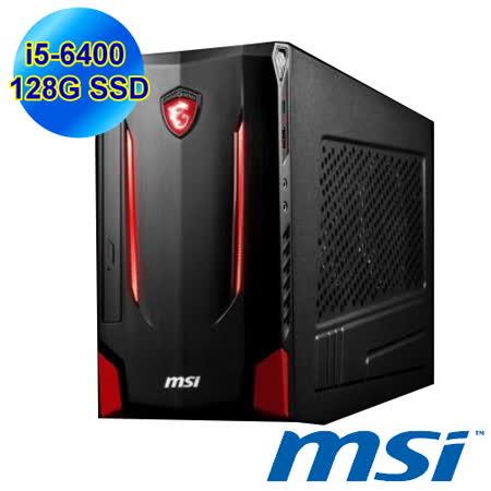 MSI 微星 Nightblade MI2【i5 電競無雙】 i5-6400 N960 Win 10電腦【買就送雷柏喇叭】