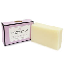 【H&W英倫薇朵】茉莉丁香手工香氛皂 95g