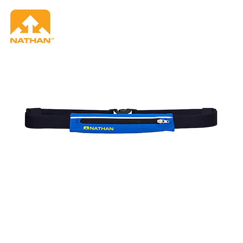 NATHAN Mirage Pak輕量跑步腰包 藍