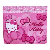 Hello Kitty繽紛中門簾85x72cm(KT0488)