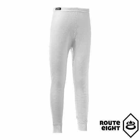 Route8 童 WARM 保暖內搭褲(白色)