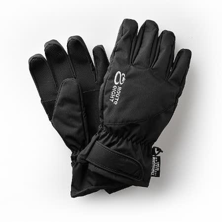 Route8 KREATE 3M 防水保暖手套 (黑色)
