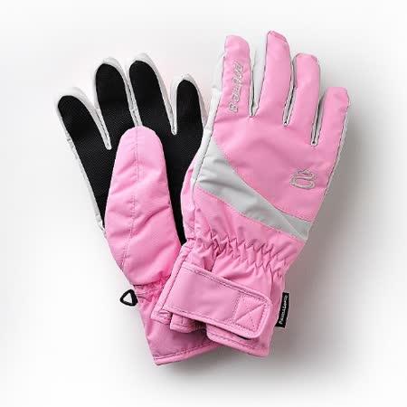 Route8 KORUS PRIMALOFT防水保暖手套 (粉紅)