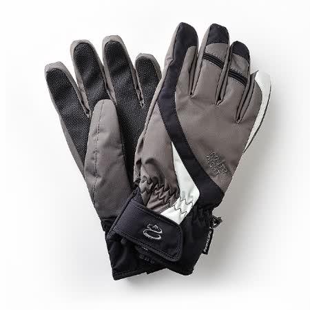 Route8 COURSYN PRIMALOFT防水保暖手套(黑色)