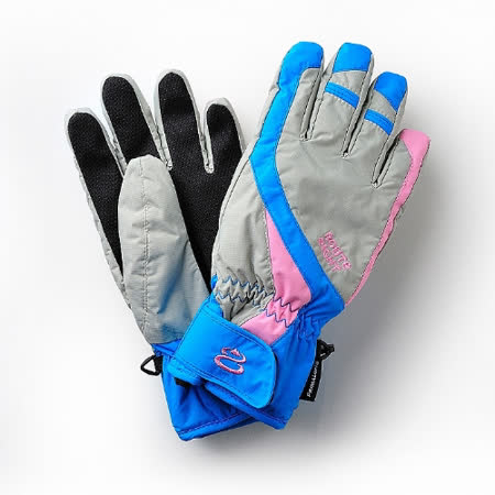 Route8 COURSYN PRIMALOFT防水保暖手套(耀藍)
