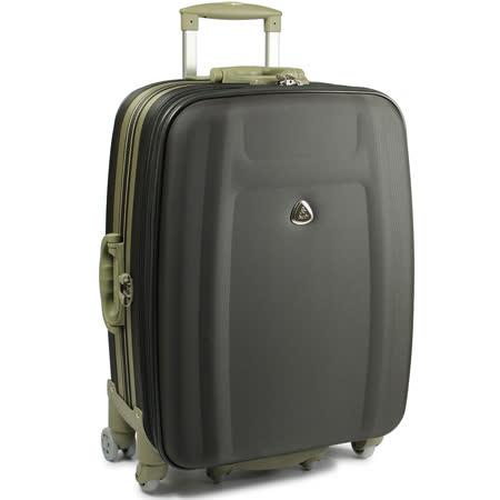 【Audi 奧迪】20吋~時尚系列TSA~Audi行李箱/旅行箱LT-71720-鐵灰