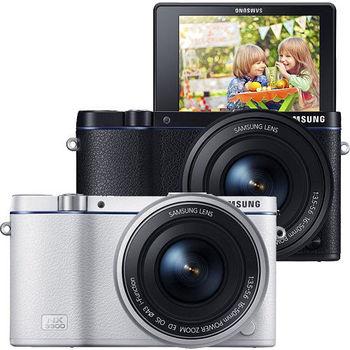 新品出清 SAMSUNG NX3300 + 16-50mm 變焦鏡組 (公司貨) 《送16G卡等好禮》分期0利率 免運 NX-3300 (黑色)