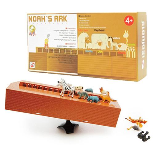【Kiddy Kiddo 親子桌遊】<br>諾亞方舟 NOAR'SARK