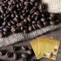 【Gustare caffe】原豆研磨-濾掛式公豆咖啡10盒(5包/盒)