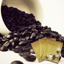【Gustare caffe】原豆研磨-濾掛式耶加雪夫咖啡5盒(5包/盒)
