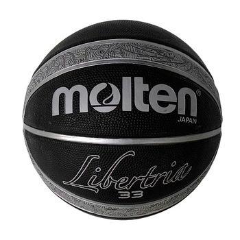 MOLTEN 12片深溝雙色籃球