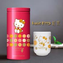 沐月-Hello kitty茶葉禮盒(紅茶)