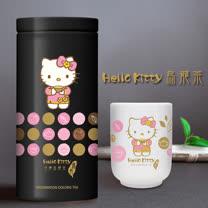 沐月-Hello kitty茶葉禮盒(烏龍茶)