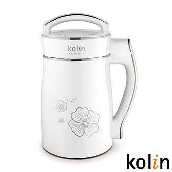 歌林 Kolin 微電腦養生豆漿機 KBJ-MN1601S