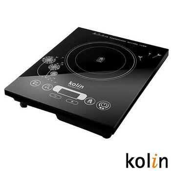歌林 Kolin 觸控式黑晶電陶爐 KCS-MNR1208T
