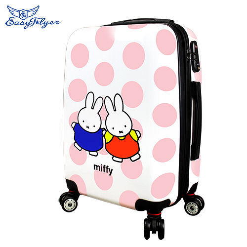 EasyFlyer 易飛翔遠東 愛 買 營業 時間-24吋米飛兔系列-圓點粉