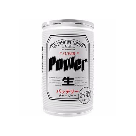 COI+ Power Can Mini 爽生啤 6000mAh 行動電源
