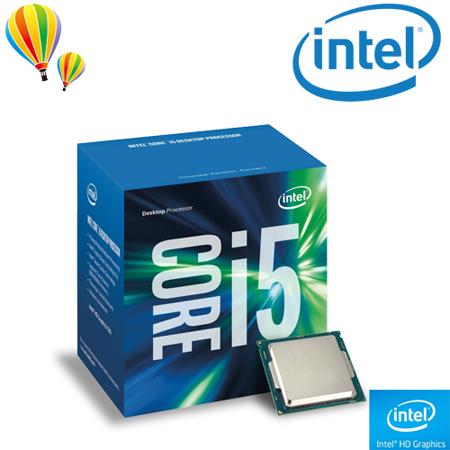 intel 第六代 Core i5-6600 四核心處理器 ( 代理商盒裝 )
