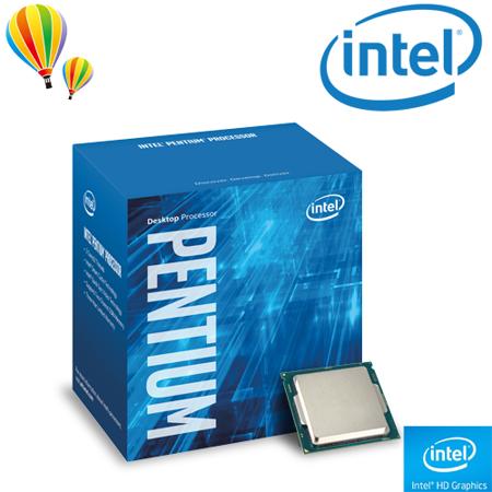 intel 第六代 Pentium G4400 雙核心處理器 ( 代理商盒裝 )