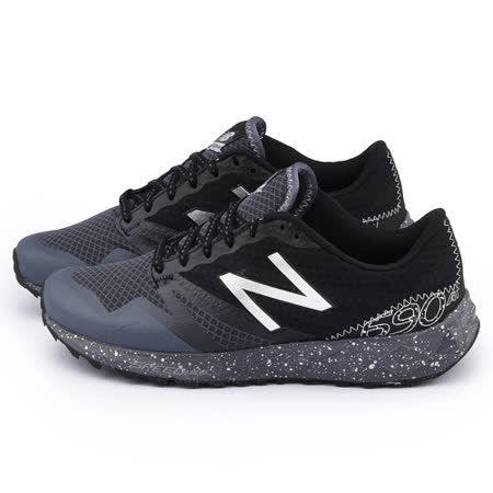 New Balance 男款 輕量運動鞋MT690LB1-黑