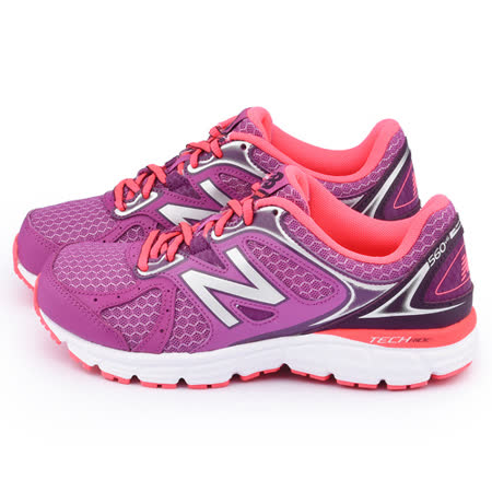 New Balance 女款 輕量運動鞋W560LZ6-紫