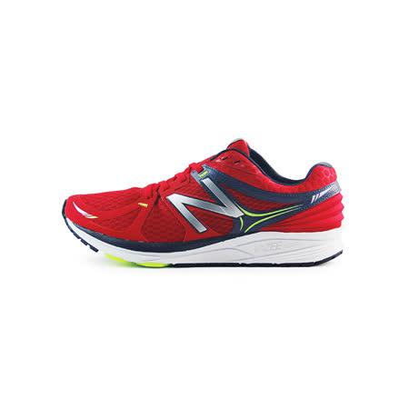 (男)NEW BALANCE 慢跑鞋 紅/白-MPRSMRB