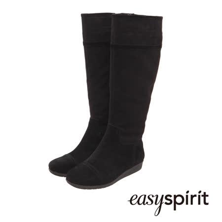 【好物分享】gohappy快樂購物網Easy Spirit  完美素面保暖小坡跟長筒靴--溫暖黑心得太平洋 sogo 百貨 公司
