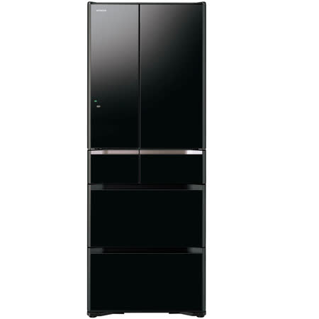 日立 HITACHI 日本原裝 六門冰箱 琉璃 RG520FJ